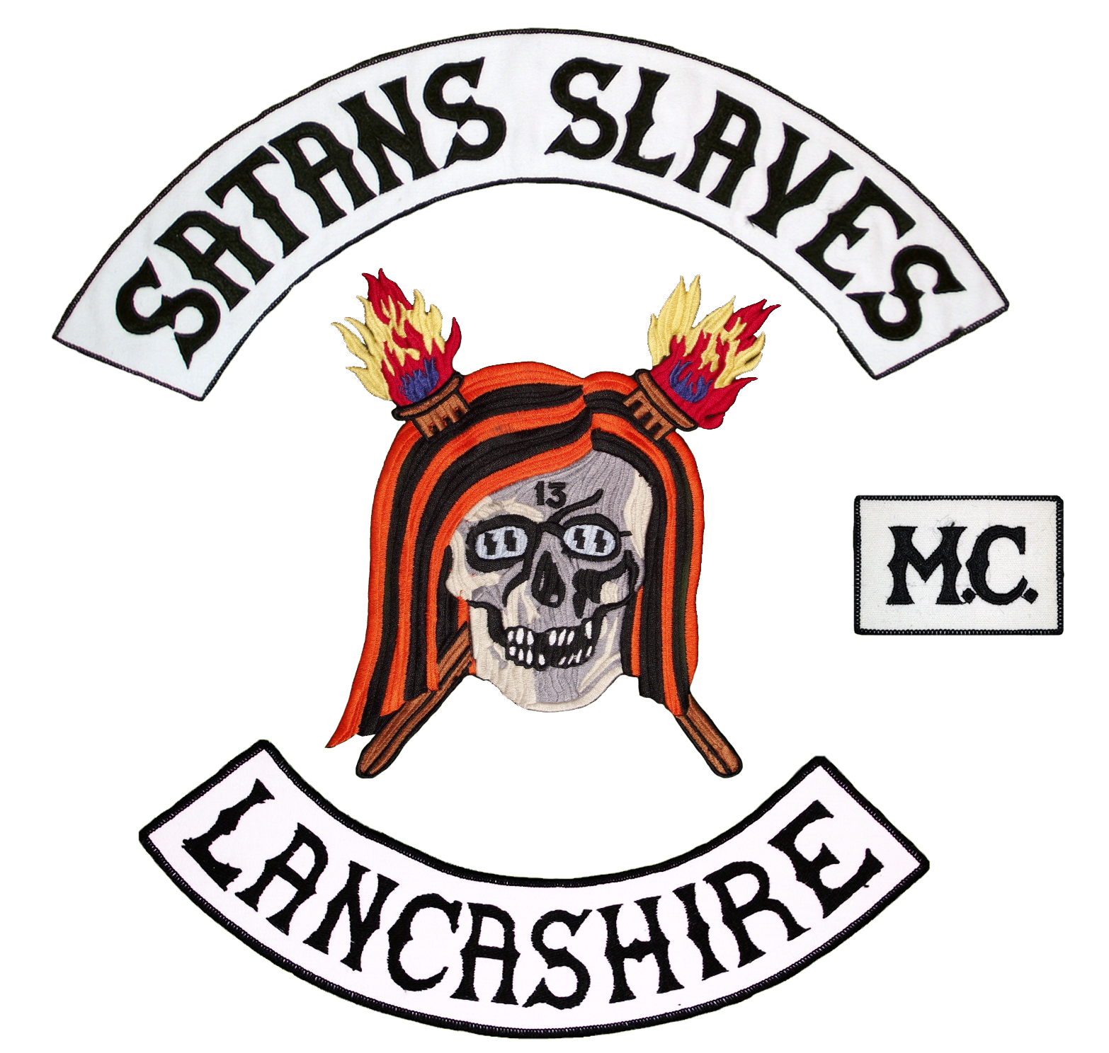 Satan Slaves MC Lancashire Chapter